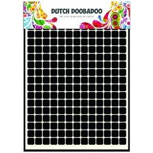 Dutch Doobadoo Mask Art Stencil A5 - Patch