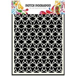 Dutch Doobadoo Mask Art Stencil A5 - Arrows