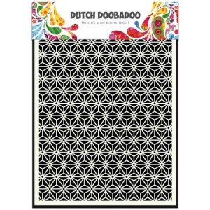 Dutch Doobadoo Mask Art Stencil A5 - Star