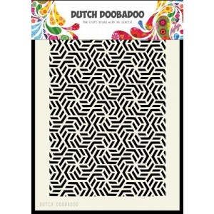 Dutch Doobadoo Mask Art Stencil A5 - Geometric