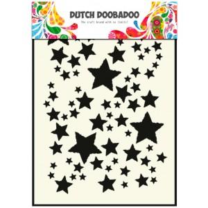 Dutch Doobadoo Mask Art Stencil A5 - Sternenhimmel