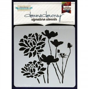 Donna Downey Stencil - Bloom Group