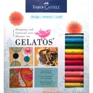 Faber Castell Designing with Gelatos