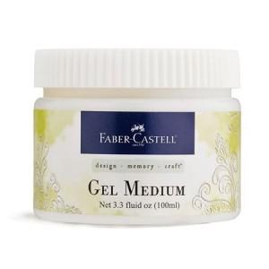 Faber Castell Gel Medium