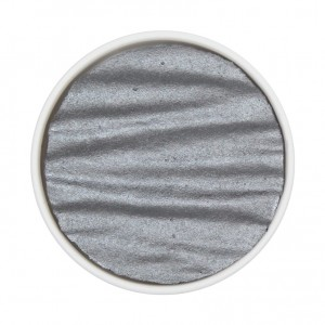 Finetec coliro Pearl Colors Farbnapf - Silver Grey