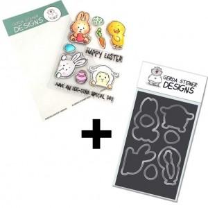 Gerda Steiner Designs - Peeking Easter Friends Bundle mit 25% Rabatt!