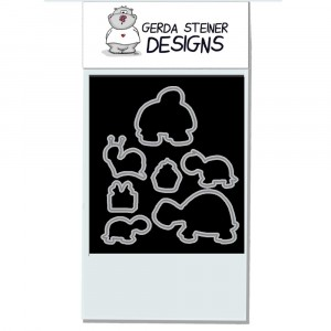 Gerda Steiner Designs - Turtley Great Dies