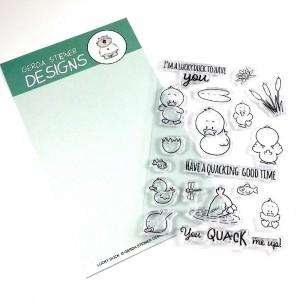 Gerda Steiner Designs Clear Stamps - Lucky Duck