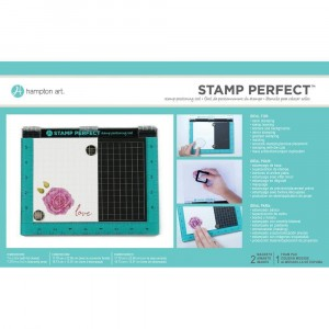 Hampton Art Stamp Perfect 17.8 x 22.7 cm