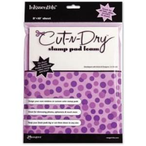 Cut-N-Dry Stamp Pad Foam