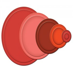 Spellbinders Nestabilities - Classic Ovals Small