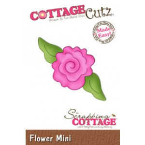 CottageCutz Stanze - Flower Mini