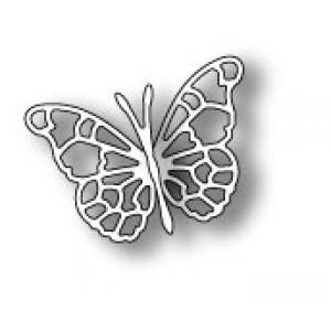 Memory Box Stanzschablone - Pippi Butterfly