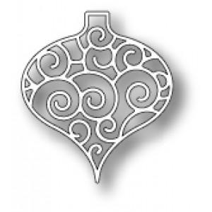 Memory Box Stanzschablone - Swirl Ornament