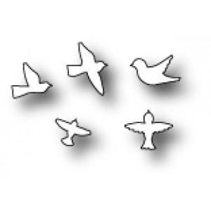 Memory Box Stanzschablone - Flying Birds