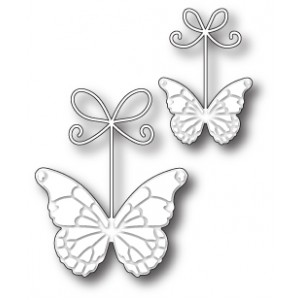 Memory Box Stanzschablone - Precious Butterflies