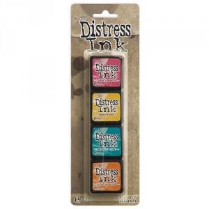 Distress Mini Ink Stempelkissen Kit #1