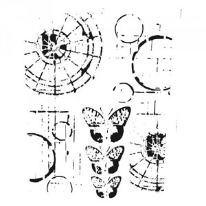 "Crafter\'s Workshop Template 6\""X6\"" - Specimens"