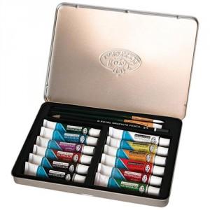 Royal & Langnickel Künstler-Aquarellfarben-Set