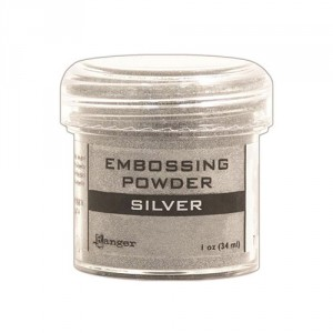 Ranger Embossingpulver - Silver