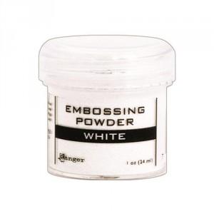 Ranger Embossingpulver - White