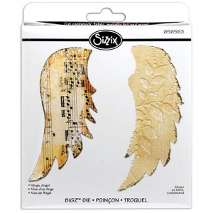 Sizzix Bigz Die - Angel Wings