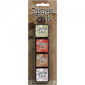 Distress Mini Ink Stempelkissen Kit #11