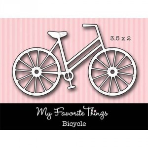 My Favorite Things Die-Namics Die - Bicycle