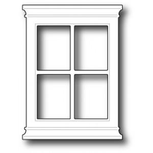 Poppy Stamps Stanzschablone - Small Madison Window