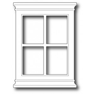 Poppy Stamps Stanzschablone - Grand Madison Window