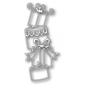 Poppy Stamps Stanzschablone - Birthday Stack