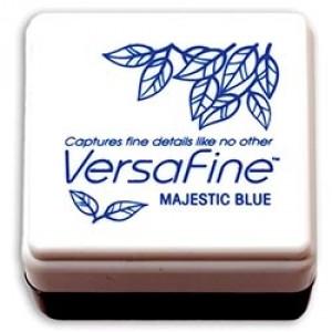 VersaFine Pigment Stempelkissen klein - Majestic Blue