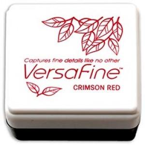 VersaFine Pigment Stempelkissen klein - Crimson Red