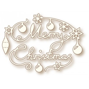 Wild Rose Studio Stanze - Merry Christmas