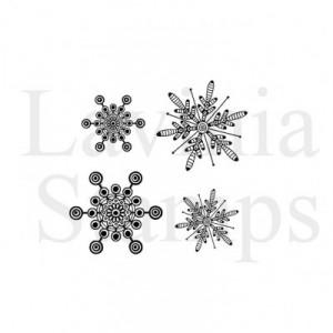 Lavinia Stamps - Zen Snowflakes