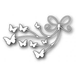 Memory Box Stanzschablone - Beloved Butterflies