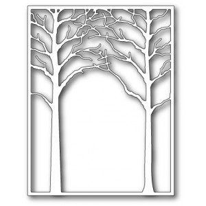 Memory Box Stanzschablone - Medium Forest Archway