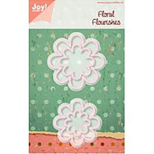 JoyCrafts Stanzschablone - Floral Flourishes 4
