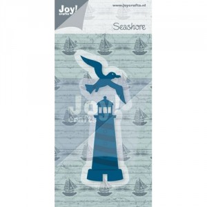 JoyCrafts Stanzschablone - Seashore 2