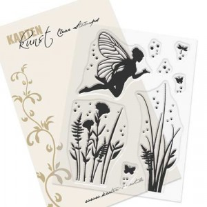 Karten-Kunst Clear Stamp Set - Bejalia
