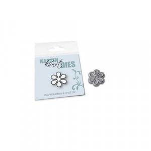 Karten-Kunst Stanzschablone kk-D155 - Micro Flower
