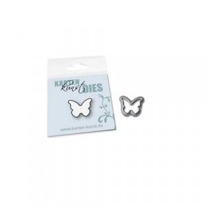 Karten-Kunst Stanzschablone kk-D156 - Micro Butterfly