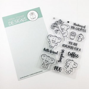 Gerda Steiner Designs Clear Stamps - You are Koalafied