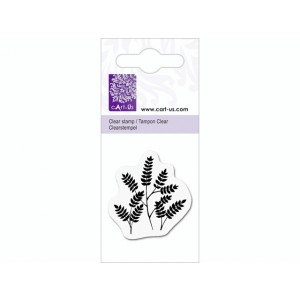 cArt-Us Mini-Stempel - Zweige mit Blättern
