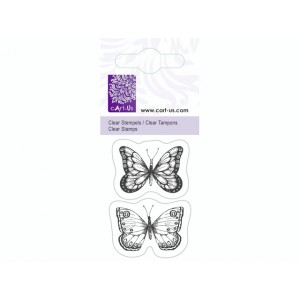 cArt-Us Mini-Stempel - Schmetterlinge