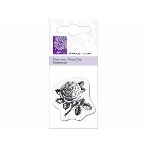 cArt-Us Mini-Stempel - Rose 1