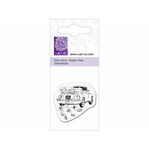 cArt-Us Mini-Stempel - Hochzeitslimousine