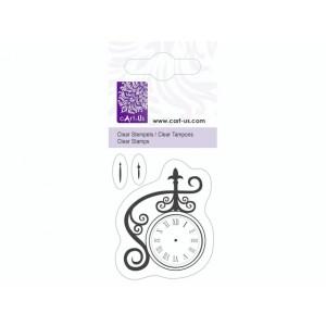 cArt-Us Mini-Stempel - Uhr & Zeiger