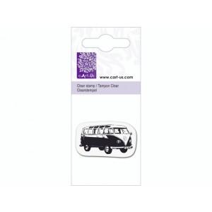 cArt-Us Mini-Stempel - Alter VW-Bus