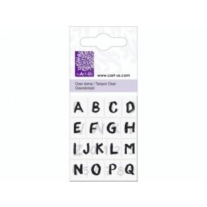 "cArt-Us Mini-Stempel - Alphabet 3 ""Paint"""